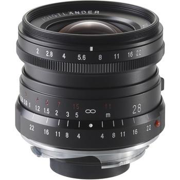 Rent Voigtlander Ultron 28mm f/2.0 lens