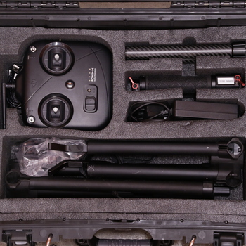 Rent DJI Ronin-M Gimbal (Full Kit) Waterproof Hard case included