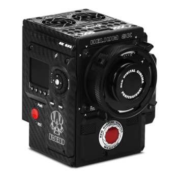Rent RED DSMC2 Helium 8K Camera Package