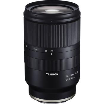 Rent Tamron E Mount 28mm-75mm f/2.8 Zoom Lens