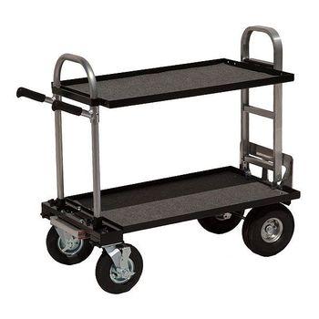 Rent Magliner Jr 2-Shelf Camera Cart with Tripod Hooks
