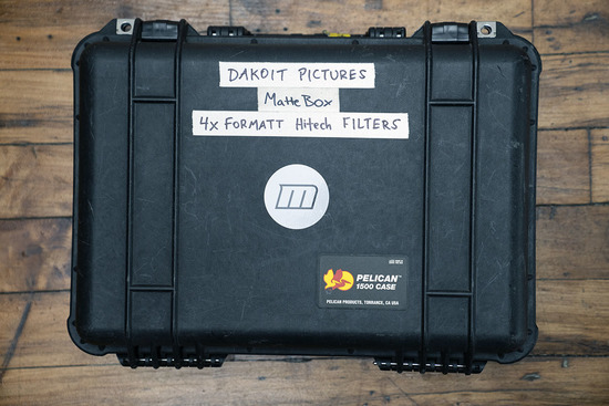 Matt box in case2