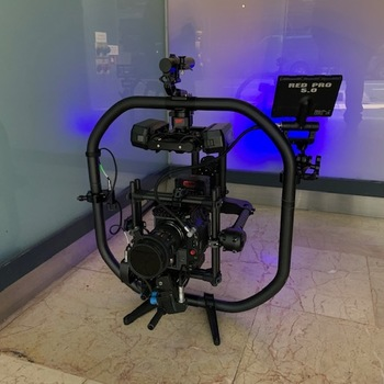 Rent Freefly Movi Pro with Mimic, playstation gamepad, monitor/accessory mounts