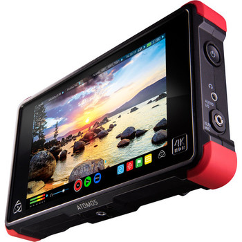 "Rent Atomos Ninja Flame 7"" 4K HDMI Recording Monitor  + With Atomos Power Kit + 2 Batteries"