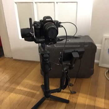 Rent Smooth Shooting with DJI Ronin-S Essentials Kit