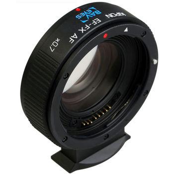 Rent Kipon Canon EF-Mount to FUJIFILM X-Mount 0.7x Speed Booster