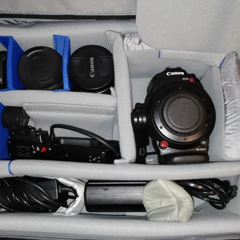 Rent Canon C100 mk II with 24-105mm f/4L Lens