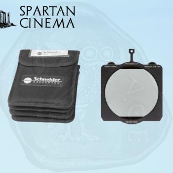 Rent Schneider Platinum IRND + Linear Polarizer Filter Set