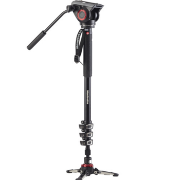 Rent Manfrotto MVMXPRO500US XPRO Aluminum Video Monopod