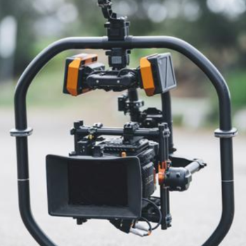 Rent Freefly Movi Pro with Ignite Digi Adapter, Tilt Cage Offsets & TB50 Batteries & ReadyRig w Pro Arms