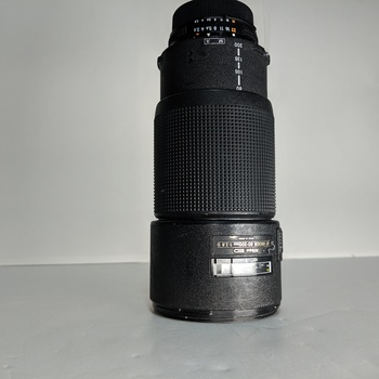 Rent Nikkor 80-200mm F2.8 Zoom AF Lens