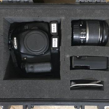 Rent Canon 60D Kit