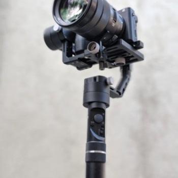Rent Sony a6500 w/ Zhiyun Crane v2 Gimbal, Lenses, Batteries