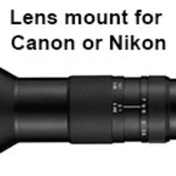 Rent Venus Optics Laowa 24mm f/14 Probe Lens for Canon EF