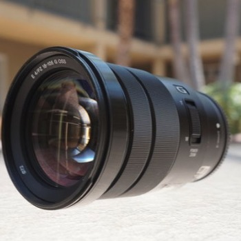 Rent Sony G Master 18-105mm f/4 & Variable ND Filter
