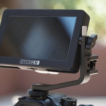 Rent SmallHD Focus 5-Inch Monitor & Sony NP-FW-50 battery adapter