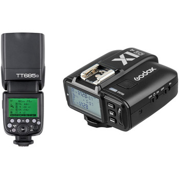 Rent Godox TT685o with X1T-O Trigger Kit