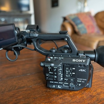 Rent Sony PXW-FS5 M2
