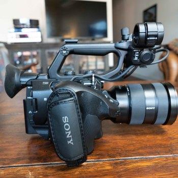 Rent Sony FS5 II with 24-70 2.8 GM Lens & Tripod