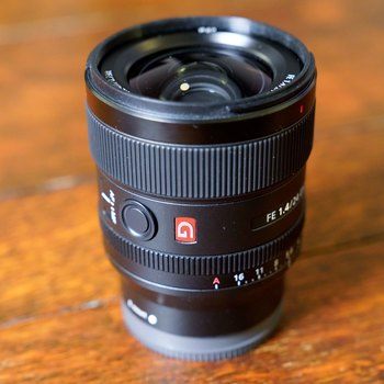 Rent Sony FE 24mm F/1.4 GM Full Frame