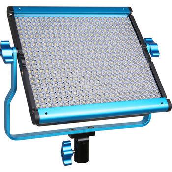 Rent Dracast LED500 Silver Series Bi-Color LED Light with V-Mount Battery Plate