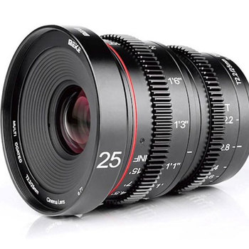 Rent Meike Cine Lens 25MM