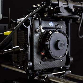 Rent Alexa Mini Standard Kit (all licenses) including ARRI shoulder rig, tripod system,  power and storage