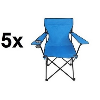 Rent 5-Pack Camping Lawn Chairs