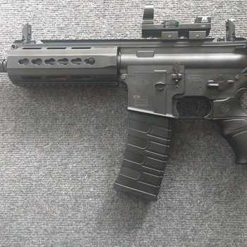 Rent Prop Gun - Sub Machine Airsoft Gun