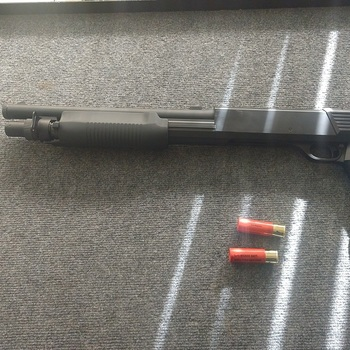 Rent Prop Gun - Pump Shotgun Airsoft
