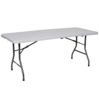 Rent Location Table (Folding) 6'