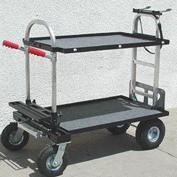 Rent Magliner Jr. Camera Cart w/ Shelf, C-Stand & Tripod Holder