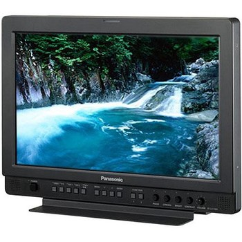 "Rent Panasonic 17"" Monitor in Pelican Case with BNC & Hood"