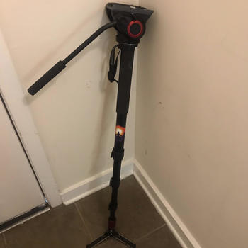 Rent Manfrotto Video Monopod