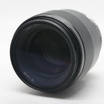 Rent Sony 85 mm f/1.8