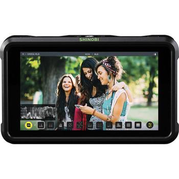 "Rent Atomos Shinobi SDI 5"" 3G-SDI & 4K HDMI Pro Monitor"