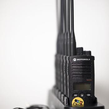 Rent Set of 6 Motorolla Two-Way UHF Radios