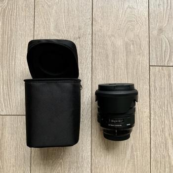Rent Sigma 24-70mm f/2.8 DG OS HSM Art Lens