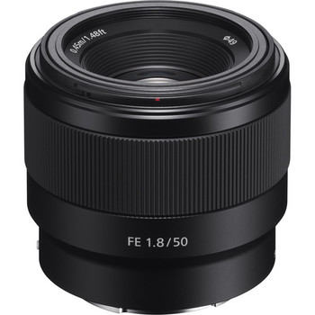 Rent Sony FE 50mm F/1.8 Lens for E-Mount Cameras