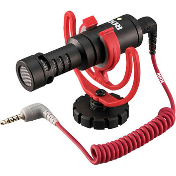 Rent Rode VideoMicro Compact On-Camera Microphone