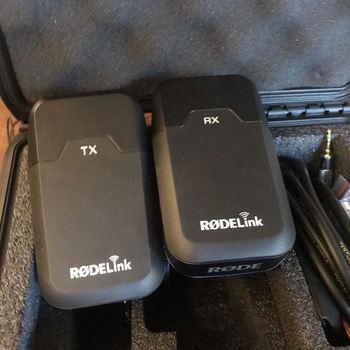 Rent Rodelink Wireless Lav