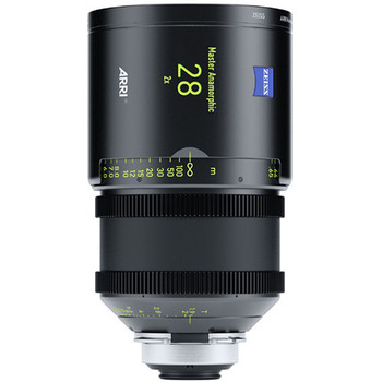 Rent Zeiss Master Anamorphic 2x 28mm T1.9 Lens
