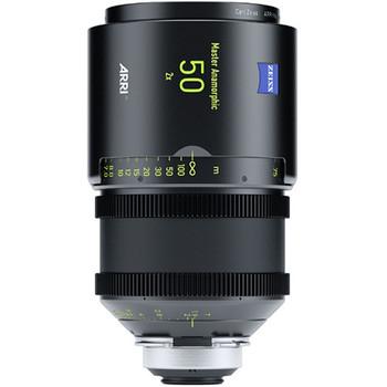 Rent Arri/Zeiss 50mm T1.9 Master Anamorphic 2x Lens