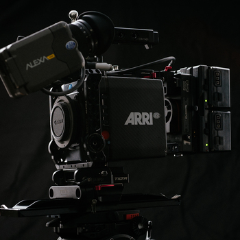 Rent Alexa Mini Package w/PL and EF Mounts 4:3 and RAW