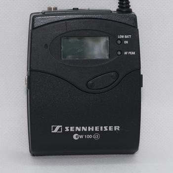 Rent Sennheiser ew 112-p G3 Wireless Microphone System with ME 2 Lavalier