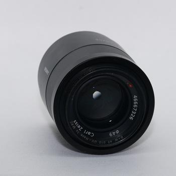 Rent Sony 55mm F1.8 ZEISS Sonnar T FE ZA Full Frame Prime Lens