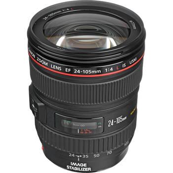 Rent Canon EF 24-105mm f4L IS USM Lens