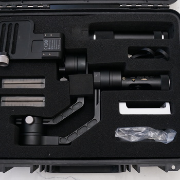 Rent Zhiyun Crane gimbal KIT w/ Dual Handgrip + field monitor