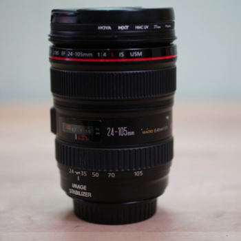 Rent Canon 24-105mm F4 Lens