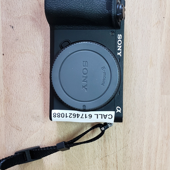 Rent A6500 Sony Camera *BEST DEAL IN NYC*